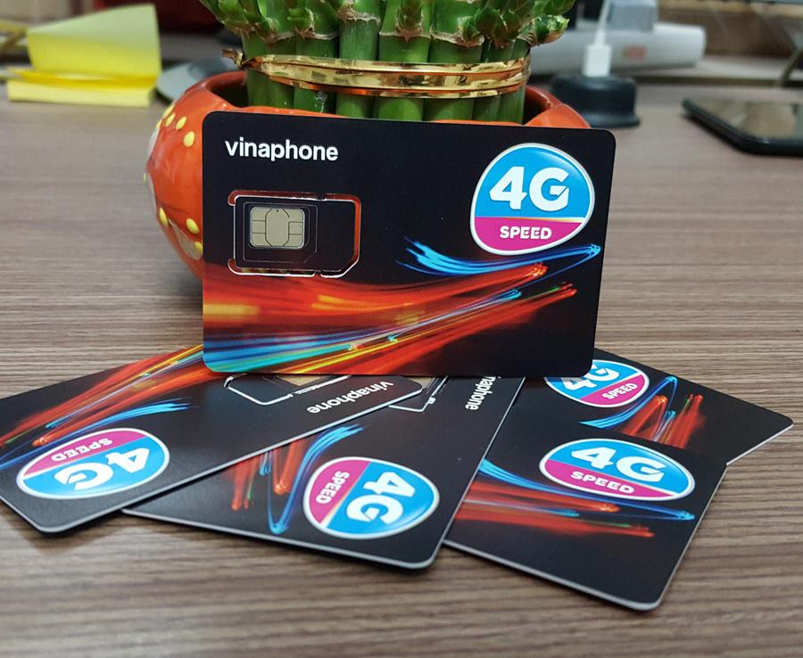 Làm thế nào để kích hoạt sim 4G Vinaphone dễ dàng