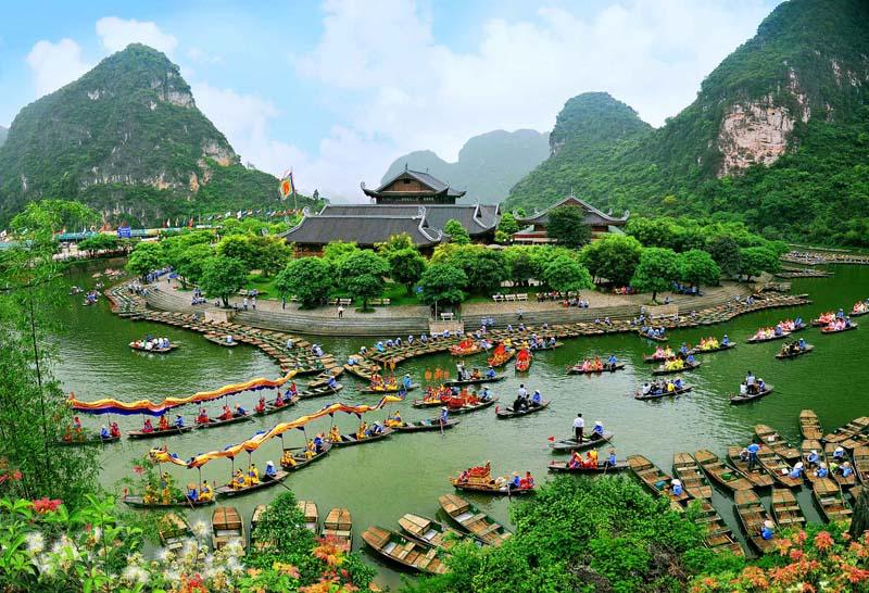 """Những địa điểm mệnh danh """"nàng thơ"""" Việt Nam bạn cần biết"""