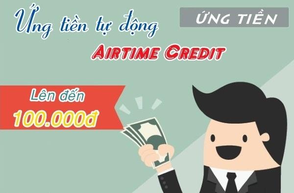 Cú pháp đăng ký dịch vụ ứng tiền tự động Airtime Credit Viettel