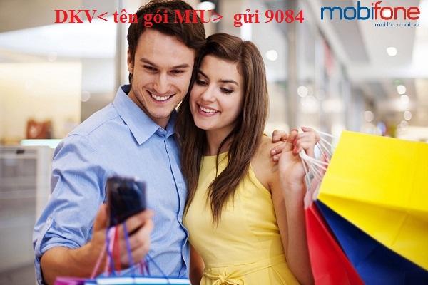 Đăng ký các gói MIU Mobifone chu kỳ dài mới nhất 2017