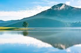 Thiên đường đẹp như mơ - hồ Suối Vàng Đà Lạt