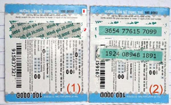 Bạn có biết mã thẻ cào Viettel có bao nhiêu số?