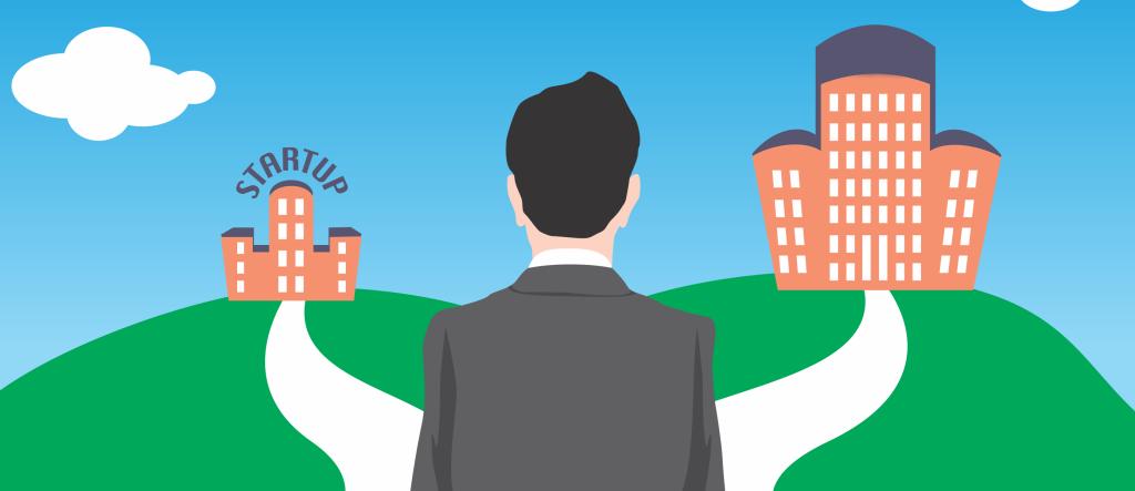 Những lí do giúp bạn nghĩ mình có nên gia nhập công ty start-up hay không?