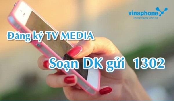 Cú pháp đăng ký dịch vụ TV MEDIA Vinaphone mới nhất hiện nay