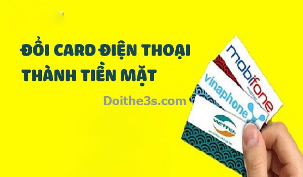Hướng dẫn đổi thẻ cào mobifone thành tiền mặt nhanh