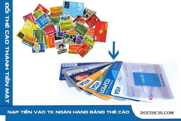 Rút tiền mặt từ thẻ cào Viettel về tài khoản ngân hàng có khó không?