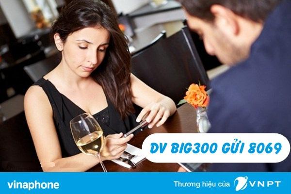 Đăng ký gói BIG300 Vinaphone nhận ngay ưu đãi lên tới 18GB