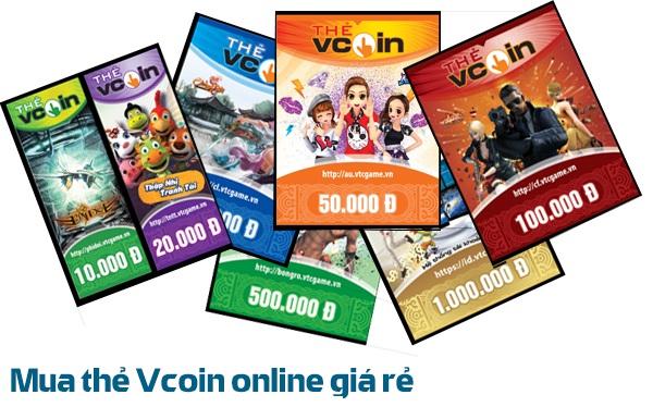 Học nhanh cách mua thẻ Vcoin bằng SMS Mobifone