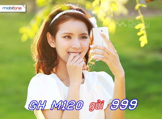 Hướng dẫn cách gia hạn gói M120 Mobifone ưu đãi nhất