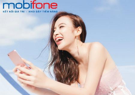 Những lợi ích đặc biệt từ gói cước KNBB của Mobifone