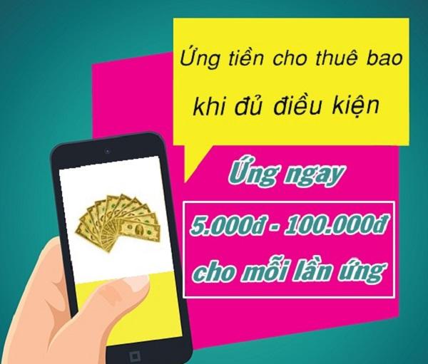 Ứng tiền nhanh chóng với dịch vụ Airtime Credit viettel