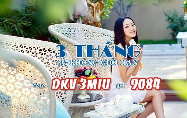 So sánh gói 3G mobifone 3MIU và MIU