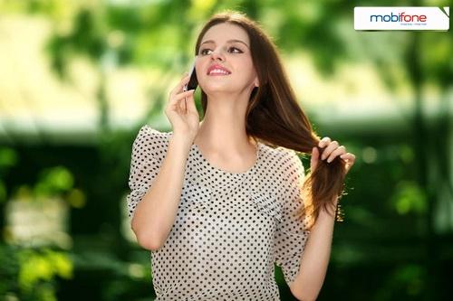 Gọi thoại siêu rẻ với gói cước K3 của Mobifone