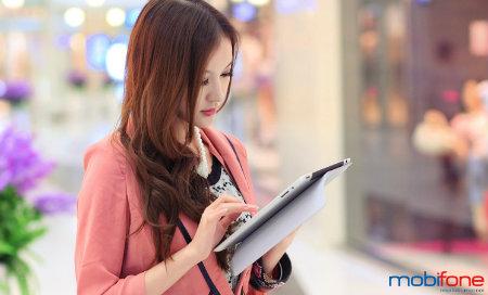 Sở hữu 2,4Gb khi đăng ký 3G Mobifone chỉ với 70k!