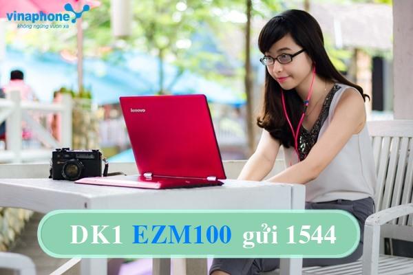 Hé lộ cách đăng kí ngay gói Ezmax100 Vinaphone nhận  9GB