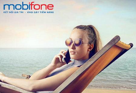 Nhận ngay ưu đãi gọi thoại khi đăng ký gói cước 8E của Mobifone