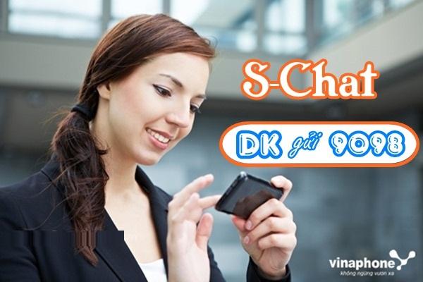 Hướng dẫn đăng kí dịch vụ S-Chat VinaPhone - bảo mật tin nhắn
