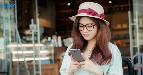 Sở hữu gói cước 3G Vinaphone D250 sử dụng trọn gói 180 ngày