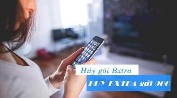 Mẹo hủy gói cước BXTRA Vinaphone nhanh nhất