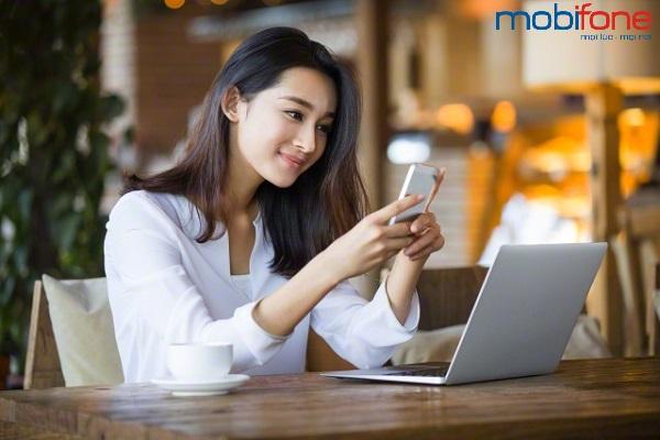 Truy cập mạng tốc độ siêu nhanh với gói cước M200 của Mobifone