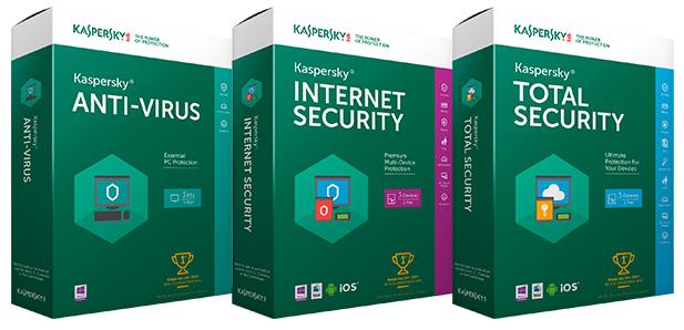 Mua phần mềm diệt virus Kaspersky giá rẻ