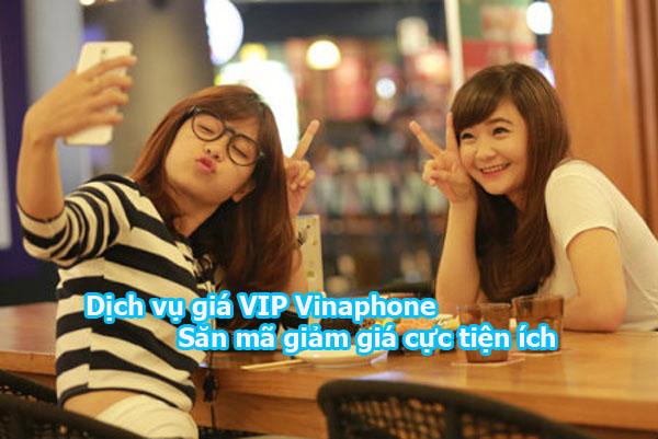 Đăng ký dịch vụ giá VIP Vinaphone săn mã giảm giá cực tiện ích