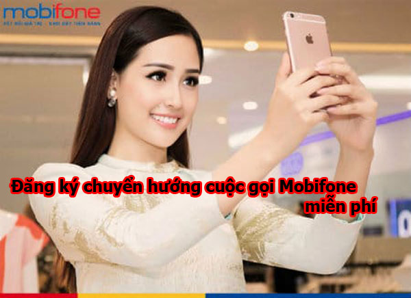 Cách đăng ký chuyển hướng cuộc gọi Mobifone miễn phí