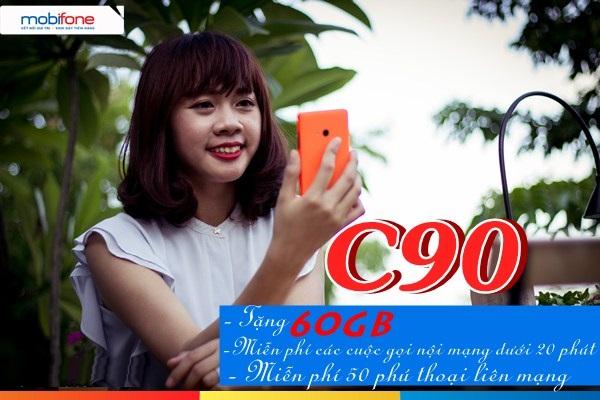 Hướng dẫn nhanh cách đăng kí gói C90 mobifone nhận ưu đãi lớn nhất