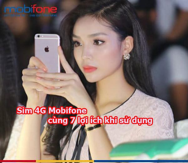 Thông tin về sim 4G Mobifone cùng 7 lợi ích khi sử dụng