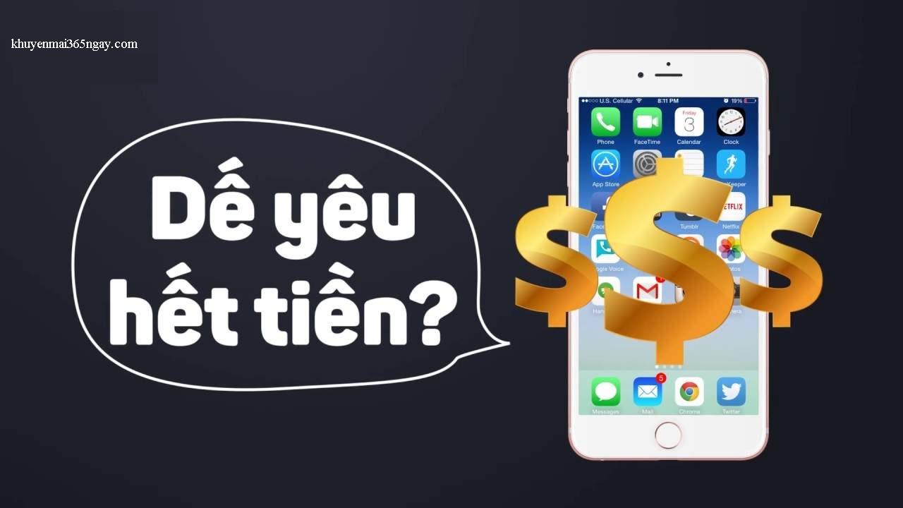 Cách thức nạp tiền điện thoại online Vinaphone giá tốt nhất