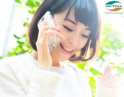 Gọi thoại siêu rẻ với ưu đãi từ gói cước N50 của Viettel