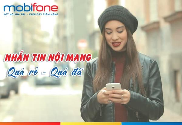 Hướng dẫn đăng kí những gói nhắn tin nội mạng mobifone ưu đãi nhất hiện nay