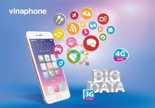 Bật mí cách đăng kí gói BIG DATA vinaphone  nhận ưu đãi khủng nhất hiện nay