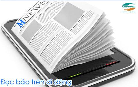 Cùng tìm hiểu những tiện ích từ dịch vụ đọc báo MNews của Viettel