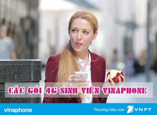 Hướng dẫn nhanh cách đăng kí 4G vinaphone cho thuê bao sinh viên