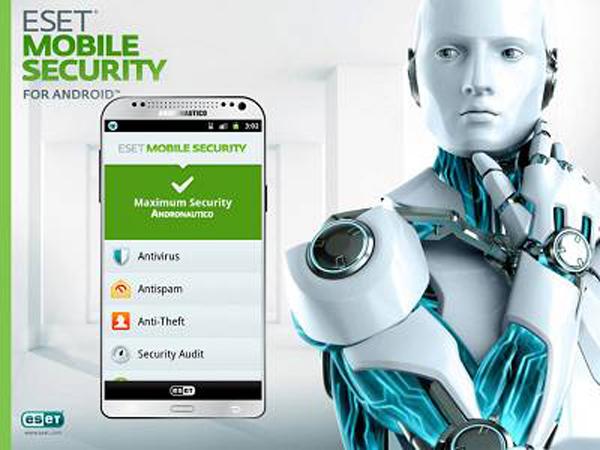 Dịch vụ bảo mật Eset Security Mobifone trên điện thoại