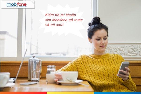 Học nhanh cách kiểm tra tài khoản mobifone đơn giản nhất
