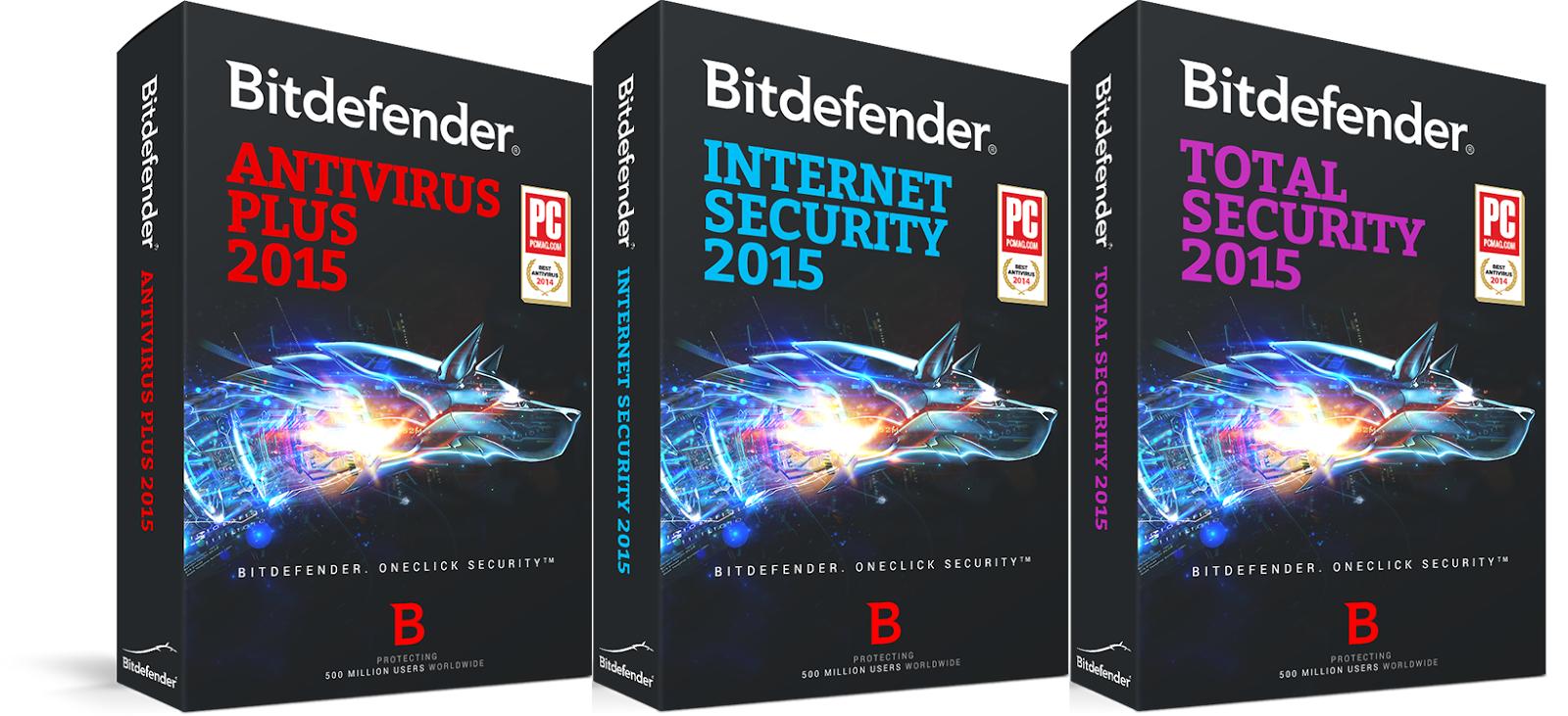 Ưu điểm vượt trội của key bitdefender antivirus plus 2015
