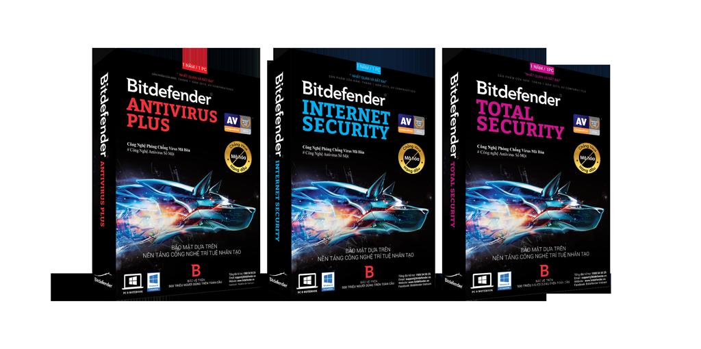 Lý do nên sử dụng phần mềm diệt virus Bitdefender