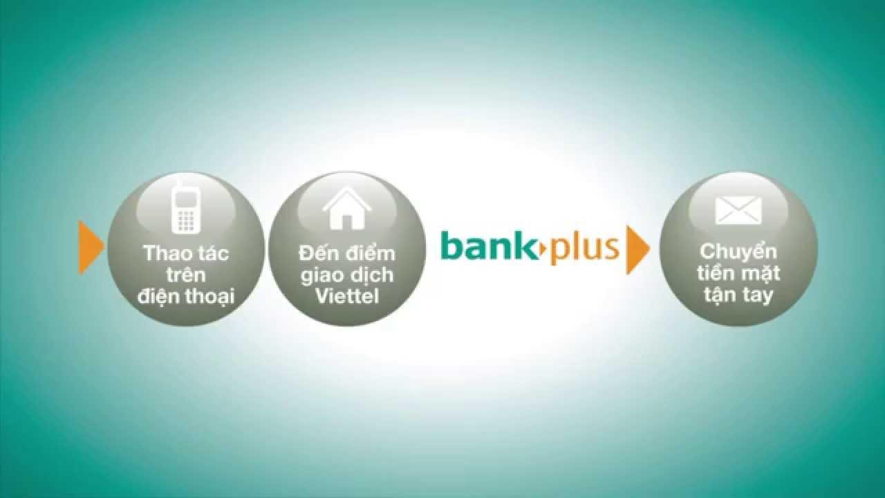 Hướng dẫn cách mua thẻ Viettel qua Bankplus đơn giản nhất
