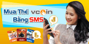 Hướng dẫn bạn cách mua thẻ vcoin bằng sms mạng Vinaphone cực dễ dàng