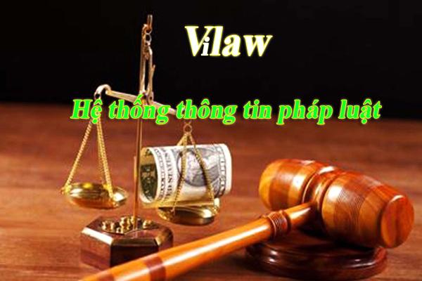 Cập nhật kiến thức pháp luật cùng dịch vụ Vilaw Vinaphone