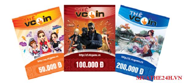 Địa chỉ mua thẻ game VTC siêu nhanh gamer không thể bỏ qua