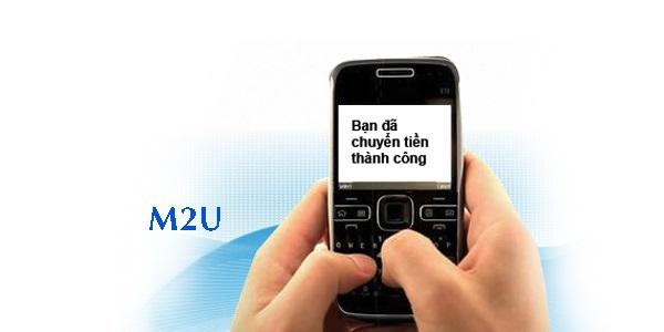 Làm sao để thực hiện bắn tiền, chuyển tiền với M2U Mobifone?