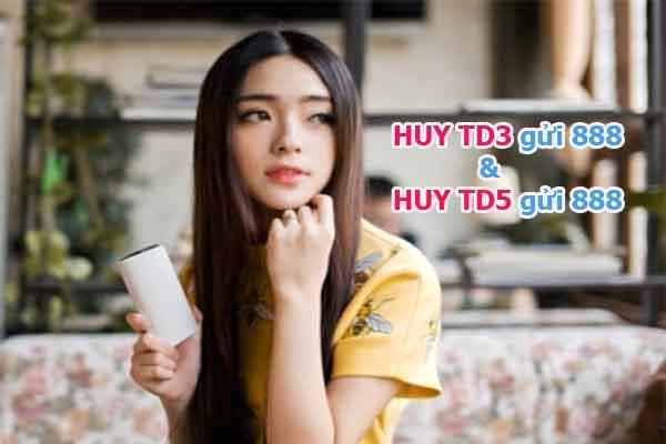 Cách hủy gói TD3, TD5 Vinaphone qua SMS đơn giản