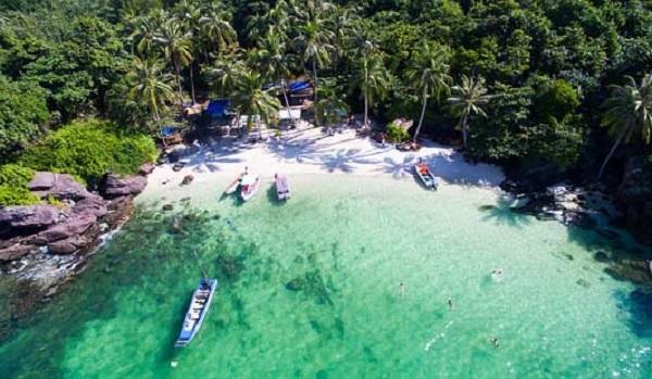 Bốn biển đảo nổi tiếng nhất từ Bắc vào Nam