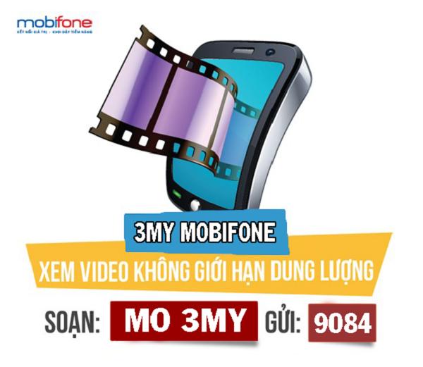 Gói cước 3MY Mobifone có gì hấp dẫn?