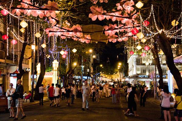 Check in 10 điểm đến hàng đầu khi du lịch Sài Gòn