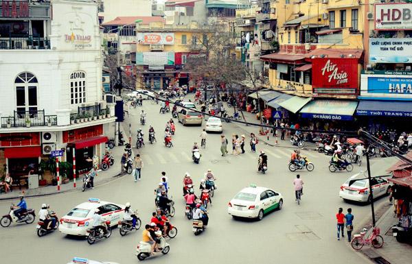 Top 10 điểm đến hấp dẫn nhất ở Hà Nội