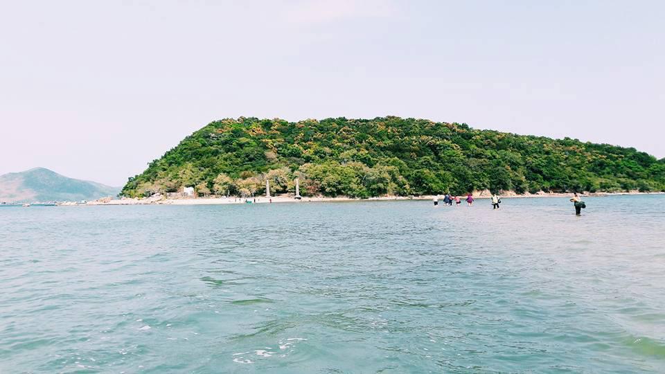 Điểm thu hút khách du lịch về đảo Nhất Tự Sơn tại Phú Yên